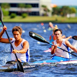 Queensland Canoe Sprint
