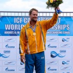 Curtis McGrath canoe sprints worlds