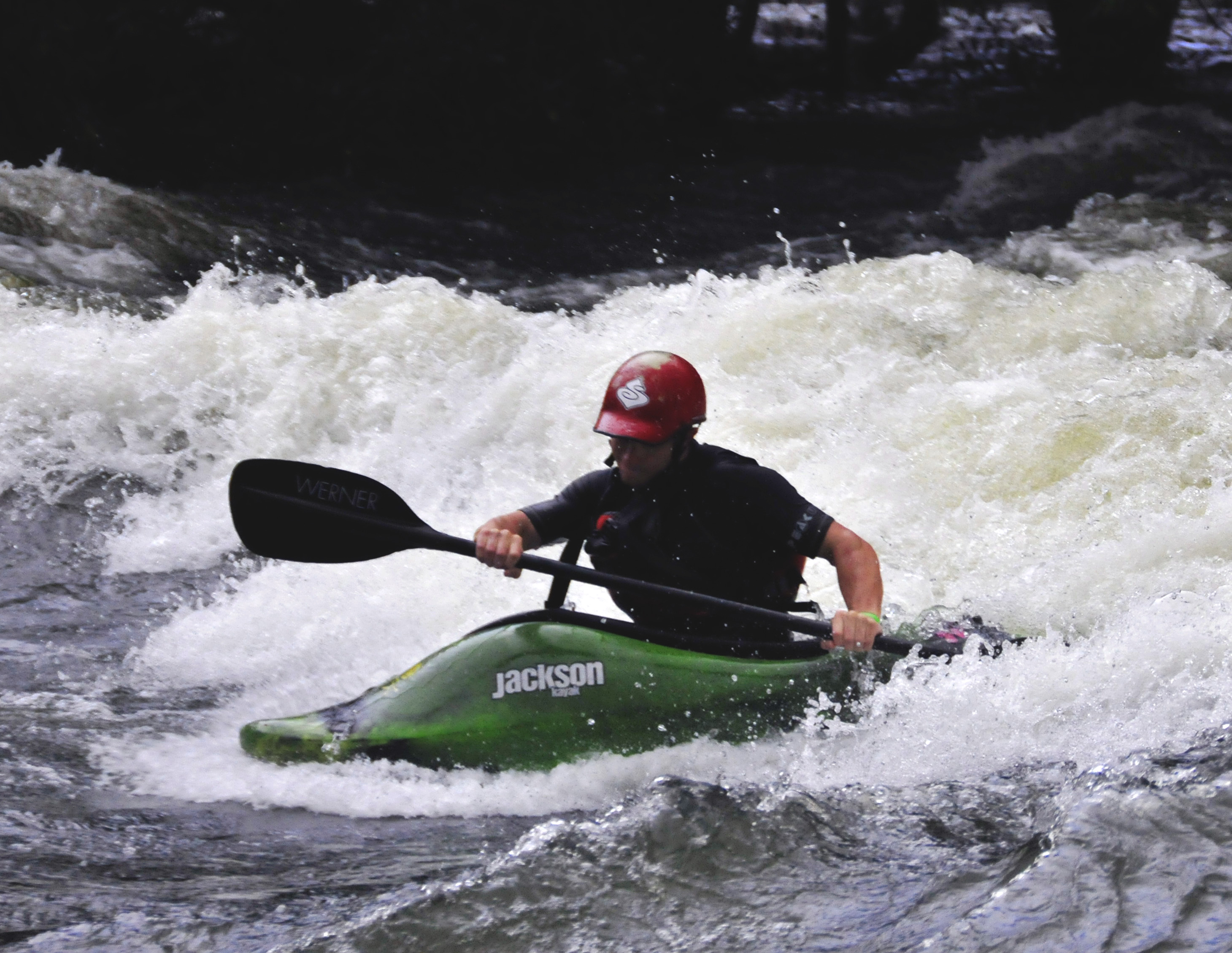Queensland Canoe Freestyle
