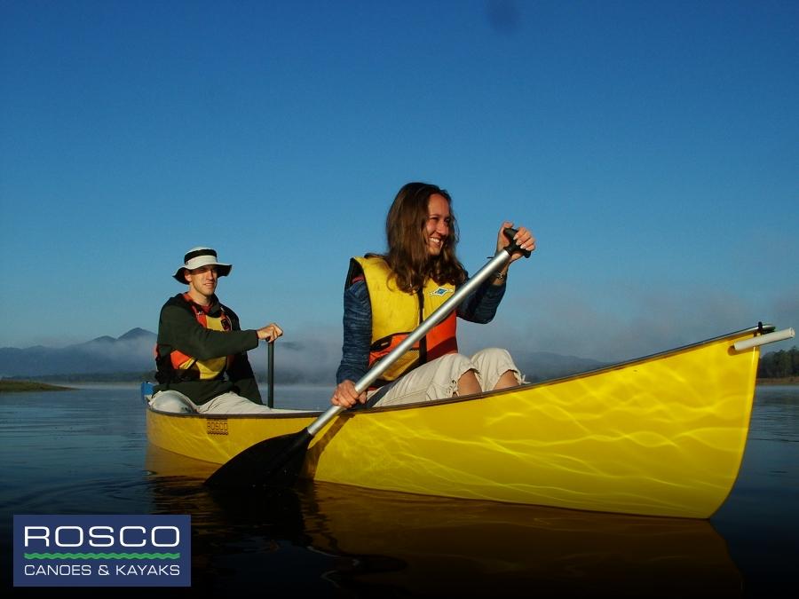 Queensland Open Canoeing
