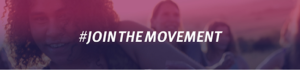 join the movement banner