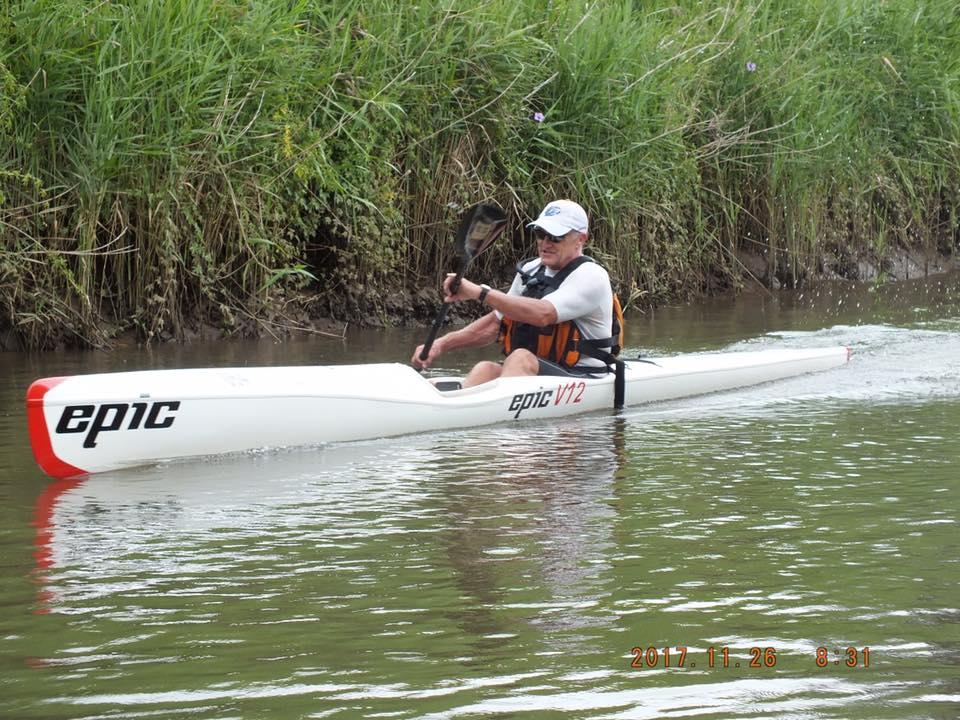 Sea Kayaking Background