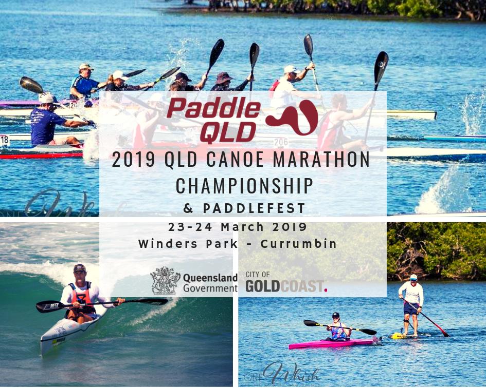 2019 Canoe Marathon Championships & Paddlefest